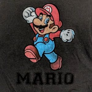 Super Mario Shirts - Super Mario Nintendo T Shirt sz L
